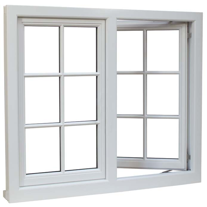 Wooden windows vs uPVC