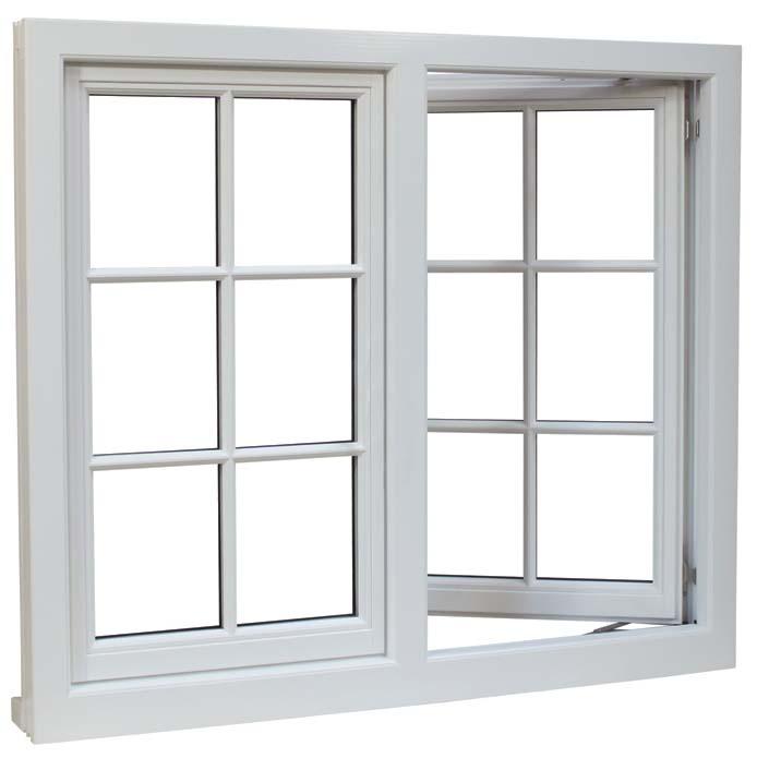 Wooden windows vs uPVC