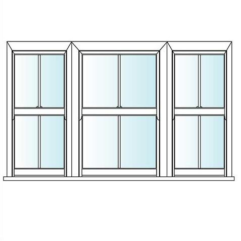 timber bay windows